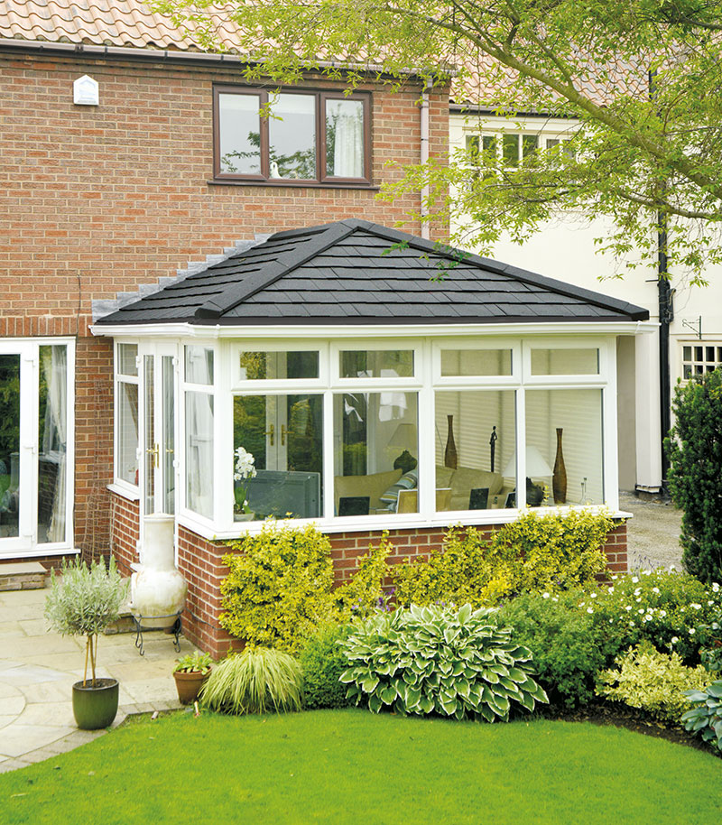 Replace Your Existing Conservatory Roof With A Garden Room: Conservatory Roof Bournemouth